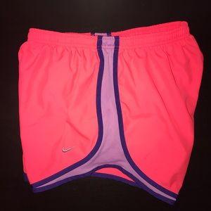 Nike Dri-Fit Tempo Running Shorts Sz M